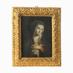 Retrato de la Virgen María