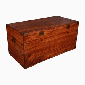 Antique Camphor Blanket Chest