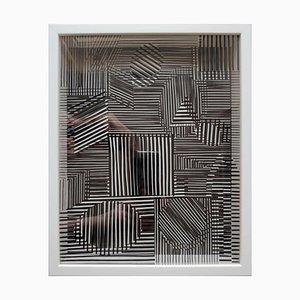 Cinétique 5 par Victor Vasarely, 1973