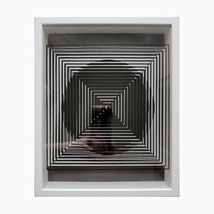 Kinetics 1 de Victor Vasarely, 1973