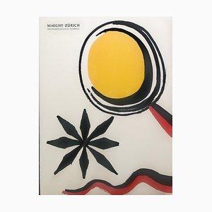 Portfolio Calder Retrospective Maeght Zurich de Alexander Calder, años 70