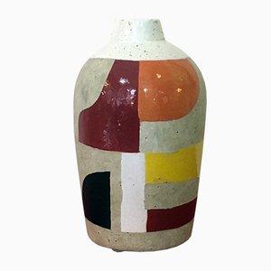 Italian Marble Powder Vase by Gio Ponti, 1950s