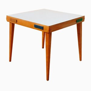 Mid-Century Extendable Dining Table, 1950s
