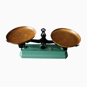 Antique Metal and Cast Iron Scales from Force