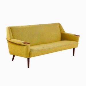 Dänisches 3-Sitzer Sofa, 1960er