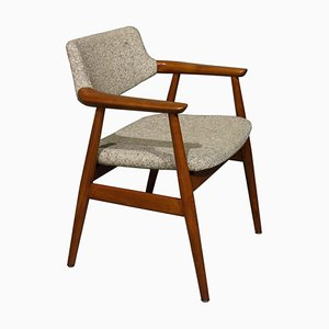 Mid-Century GM11 Armchairs by Svend Åge Eriksen for Glostrup, 1960s, Set of 2