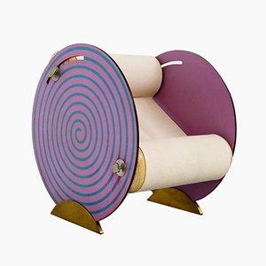 Italienischer Vintage Modell Pallone Sessel von Cesare Augusto Nava für Nava