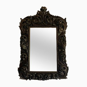 Antique Renaissance Style Mirror