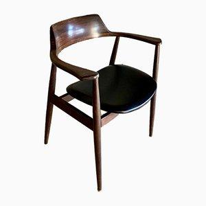 Palisander Esszimmerstuhl von AG Barcelona, 1960er