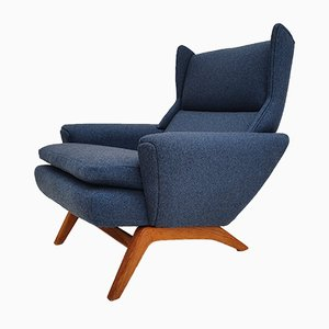 Danish Armchair by Georg Thams for Vejen Polstermøbelfabrik, 1970s