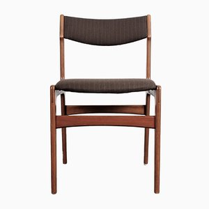Teak Dining Chairs by Erik Buch for Anderstrup, 1950s, Set of 4