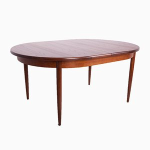 Mid-Century Teak and Rosewood Dining Table from G-Plan, 1960s