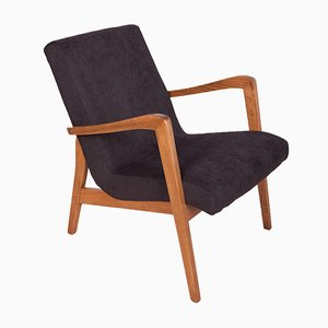 Beech Type 300-138 Armchairs from Bystrzyckie Furniture Factory, 1960s, Set of 2
