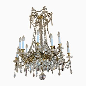 12-Arm Chandelier from Baccarat