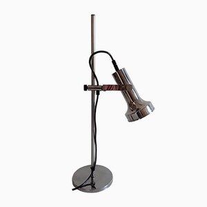 Lampe de Bureau Ajustable Vintage en Métal Chromé de Simon & Schelle, 1960s