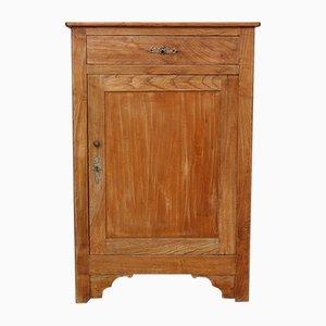 Mueble antiguo pequeño de fresno