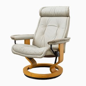Mid-Century Danish Recliner Chair, 1970s