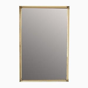 Vergoldeter Spiegel, 1970er