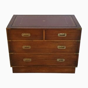 Campaign-Style Chest of Drawers, 1970s