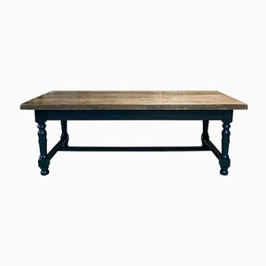 Oak Monastery Table, 1950s