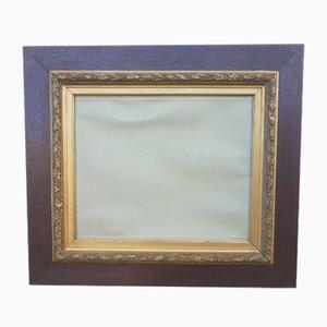 Large Vintage Gilded Wooden Frame, 1920s