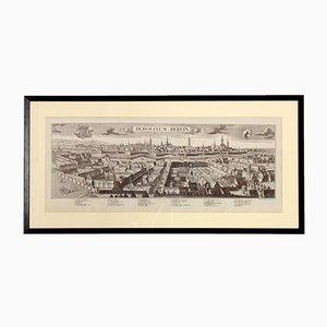 Berolinum Berlin Print, 1800s
