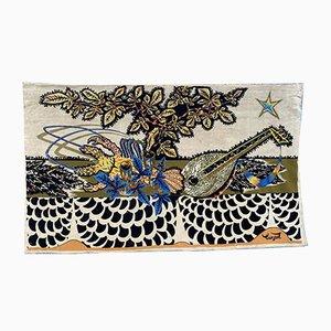 Vintage Modern Tapestry by Jean Lurçat, 1940s