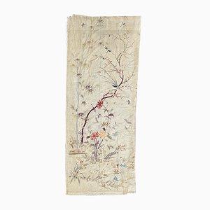 Bordado chino de seda, años 20