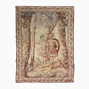 Antique French Jacquar Tapestry