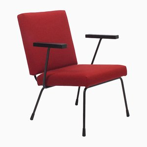 Model 415/1407 Armchair by Wim Rietveld for Gispen, 1950s