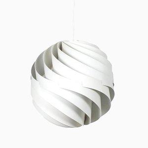Turbo Lampe von Louis Weisdorf für Lyfa, 1960er