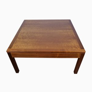 Mid-Century Teak Coffee Table by Børge Mogensen for Fredericia