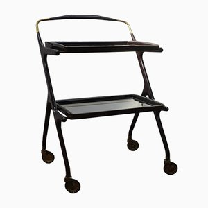 Bar Cart by Ico Parisi for De Baggis, 1950s