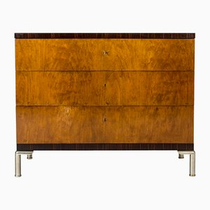 Model Record Chest of Drawers by Axel Einar Hjorth for Nordiska Kompaniet, 1934