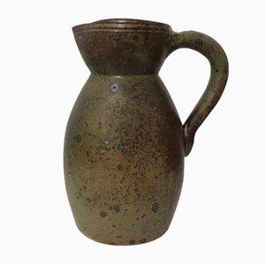 Keramik Krug von Armand Bedu für La Borne, 1950er