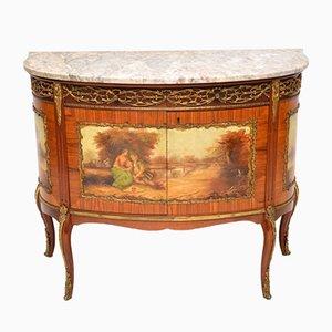 Mueble francés de mármol pintado, años 20