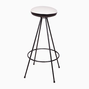 Space Age Bar Stools, 1950s, Set of 4