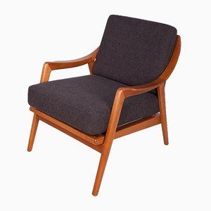 Schwedische Mid-Century Sessel, 1960er, 2er Set