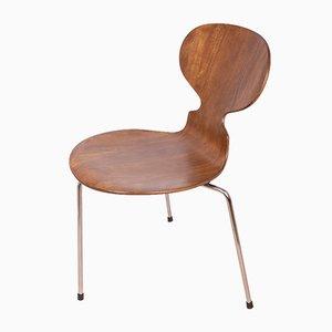 Silla de comedor Ant de Arne Jacobsen para Fritz Hansen, años 50