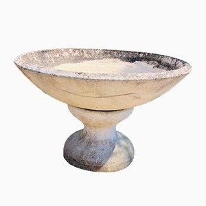 Antike Steingartenvase