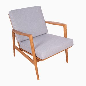 Model 300-139 Armchair from Swarzędzka Furniture Factory, 1960s