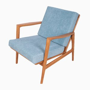 Model 300-139 Armchairs, 1960s, Set of 2