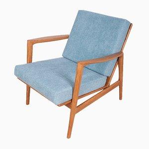 Model 300-139 Armchair from Swarzedzka Furniture Factory, 1960s