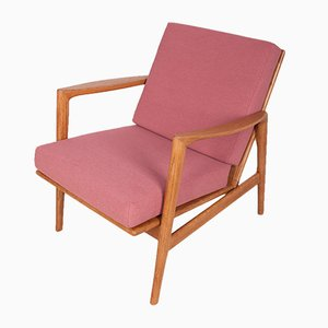 Modell 300-139 Sessel von Swarzedzka Furniture Factory, 1960er