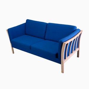 Dänisches 2-Sitzer Sofa, 1980er