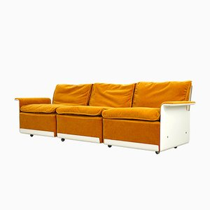 3-Seater Model RZ62 Sofa by Dieter Rams for Vitsoe, 1960s