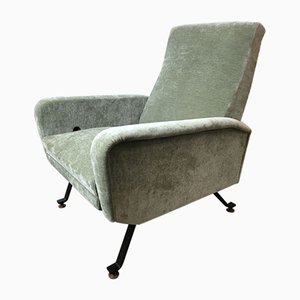 Vintage Italian Lounge Chair, 1960s