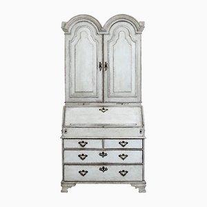 Antique Two-Part Cabinet, 1720s