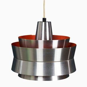 Mid-Century Pendant Lamp by Carl Thore / Sigurd Lindkvist for Granhaga Metallindustri, 1960s
