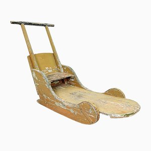 Antique Scandinavian Sled